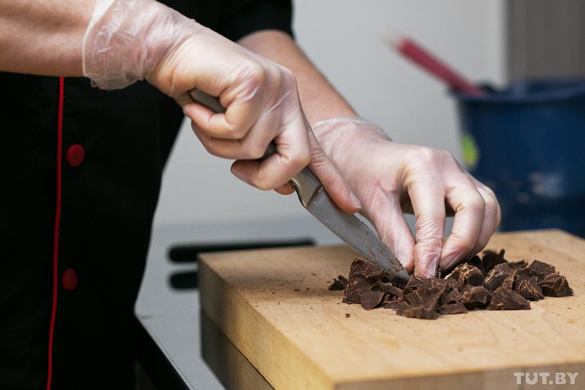 ремесленный шоколад Prime